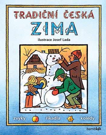 Tradiční česká ZIMA – Josef Lada