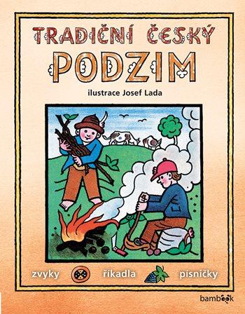 Tradiční český PODZIM - Josef Lada
