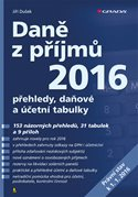 Daně z příjmů 2016