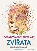 Omalovánky Pixel Art Zvířata