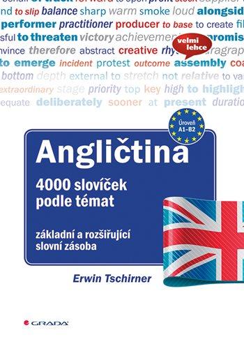 Angličtina 4000 slovíček podle témat