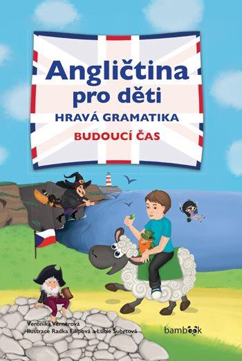Angličtina pro děti - hravá gramatika