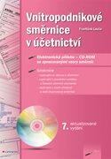 Vnitropodnikové směrnice v účetnictví s CD-ROMem
