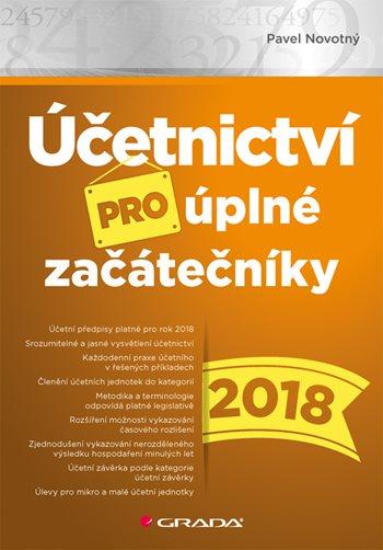 Účetnictví pro úplné začátečníky 2018