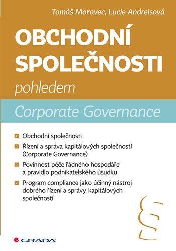 Obchodní společnosti pohledem Corporate Governance
