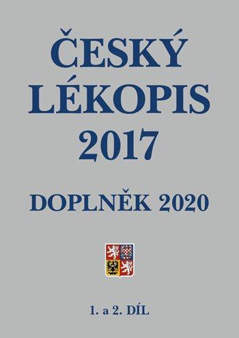Český lékopis 2017 - Doplněk 2020