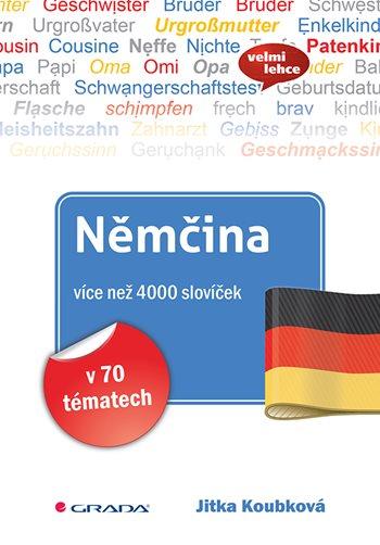 Němčina více než 4000 slovíček