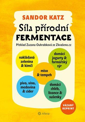 Síla přírodní fermentace – vázané vydání