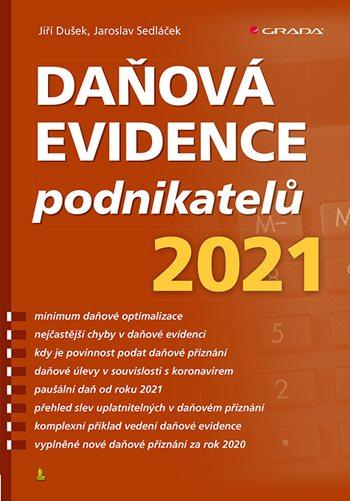 Daňová evidence podnikatelů 2021