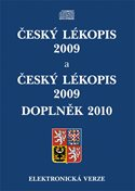 Český lékopis 2009 a Český lékopis 2009 - Doplněk 2010