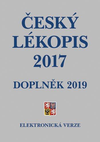Český lékopis 2017 - Doplněk 2019
