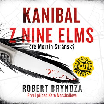 Kanibal z Nine Elms (AUDIOKNIHA CD)