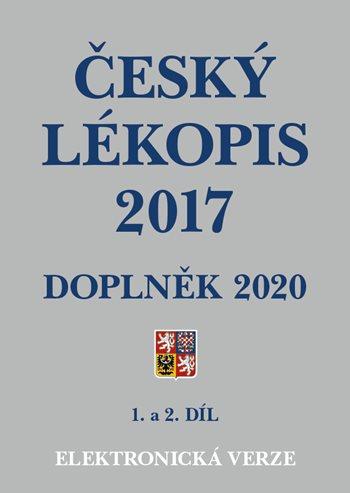 Český lékopis 2017 - Doplněk 2020 (flash disk)