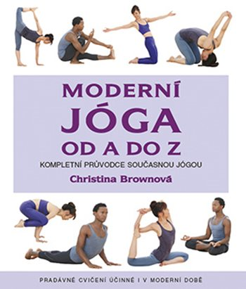 Moderní jóga od A do Z