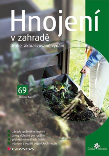 Hnojení v zahradě