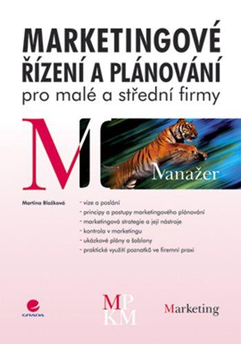 Marketingové řízení a plánování pro malé a střední firmy