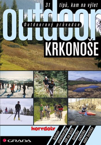 Outdoorový průvodce - Krkonoše