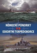 Německé ponorky vs eskortní torpédoborce
