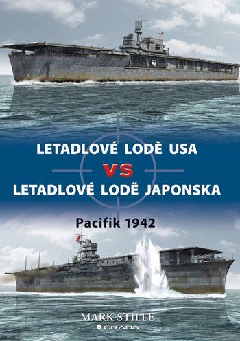 Letadlové lodě USA vs letadlové lodě Japonska