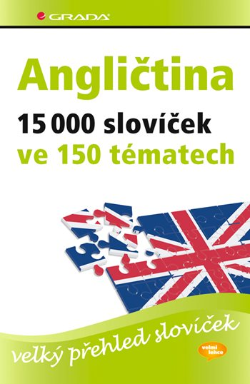 Angličtina - 15 000 slovíček ve 150 tématech