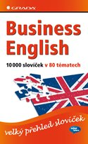 Business English - 10 000 slovíček v 80 tématech