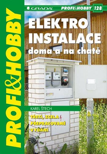 Elektroinstalace doma a na chatě