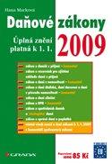 Daňové zákony 2009
