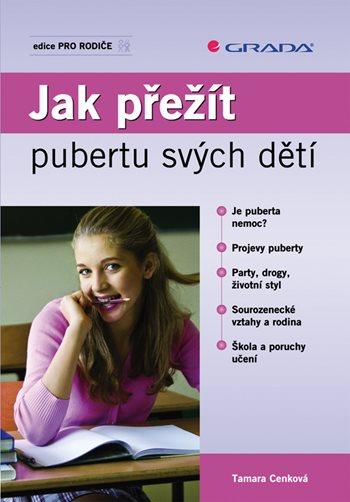 Jak přežít pubertu svých dětí