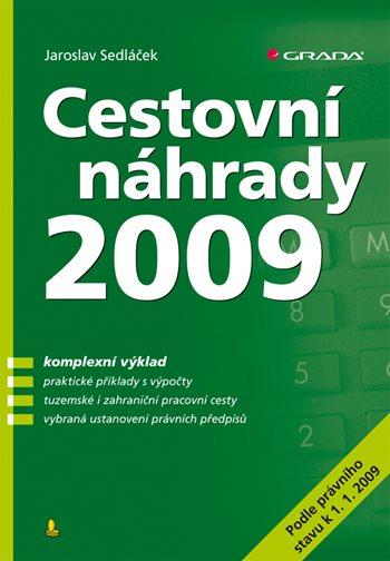 Cestovní náhrady 2009