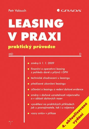 Leasing v praxi - 4. aktualizované vydání