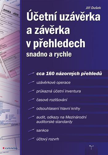 Účetní uzávěrka a závěrka v přehledech