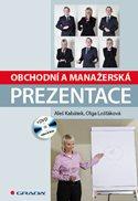 Obchodní a manažerská prezentace + DVD