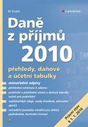 Daně z příjmů 2010