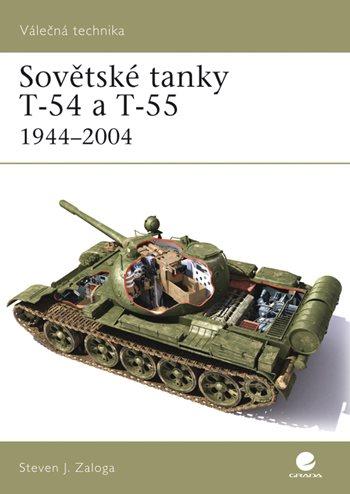 Sovětské tanky T-54 a T-55