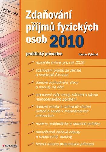 Zdaňování příjmů fyzických osob 2010