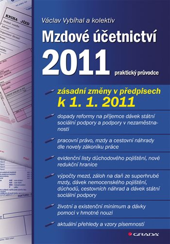 Mzdové účetnictví 2011