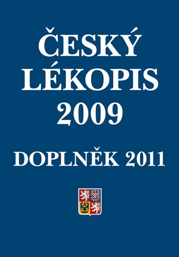 Český lékopis 2009 - Doplněk 2011