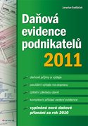 Daňová evidence podnikatelů 2011