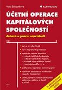 Účetní operace kapitálových společností, 3. aktualizované a přepracované vydání