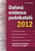 Daňová evidence podnikatelů 2012