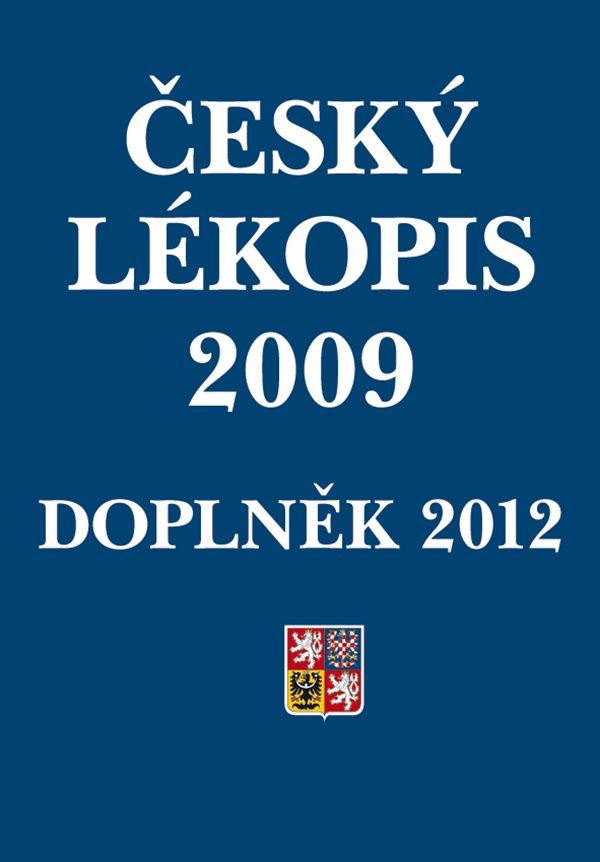 Český lékopis 2009 - Doplněk 2012  435f880e23