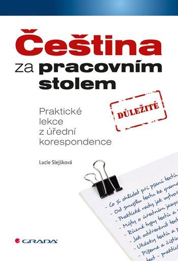 Čeština za pracovním stolem