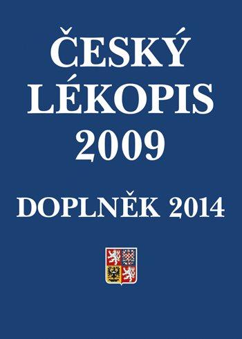 Český lékopis 2009 - Doplněk 2014