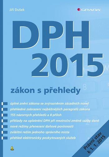DPH 2015 - zákon s přehledy