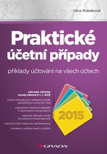 Praktické účetní případy 2015