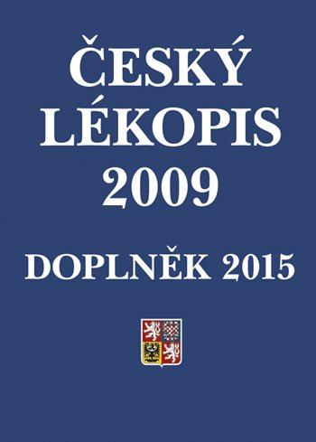 Český lékopis 2009 - Doplněk 2015