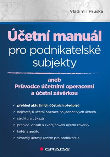 Účetní manuál pro podnikatelské subjekty