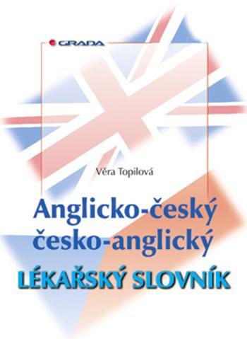 Anglicko-český/česko-anglický lékařský slovník