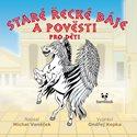 Staré řecké báje a pověsti pro děti (AUDIOKNIHA CD)