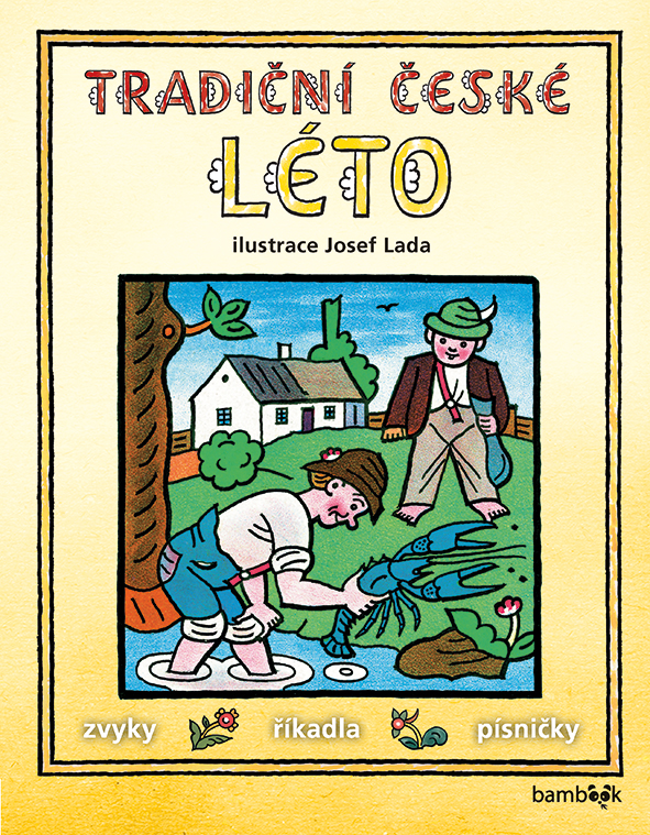 Tradiční české LÉTO – Josef Lada